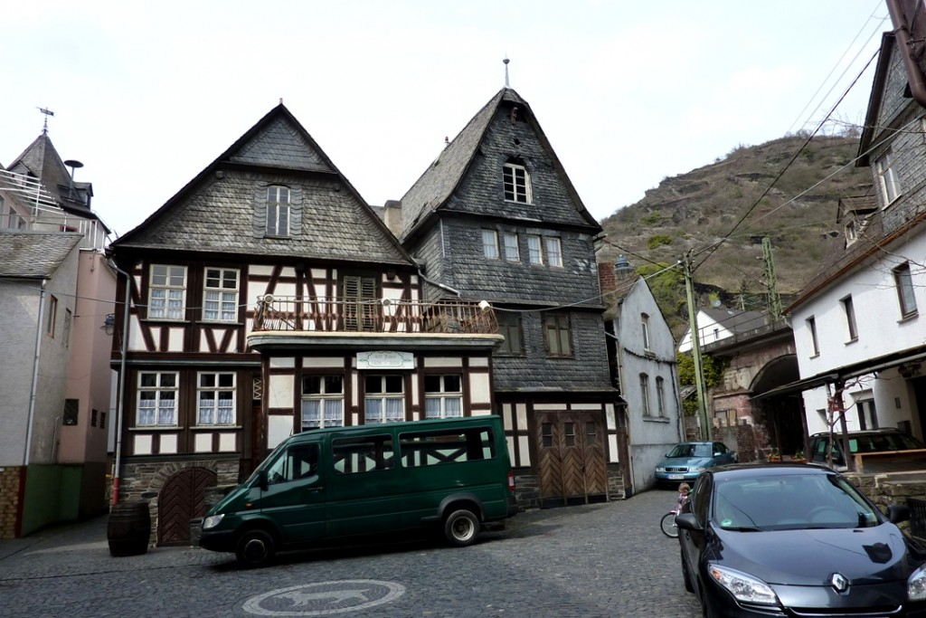 Ehemaliges Gasthaus Zum Roten Kopf
