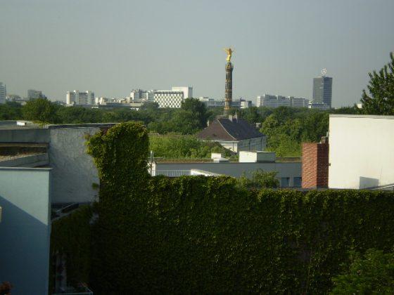 Berlin Tiergarten und Bellevue