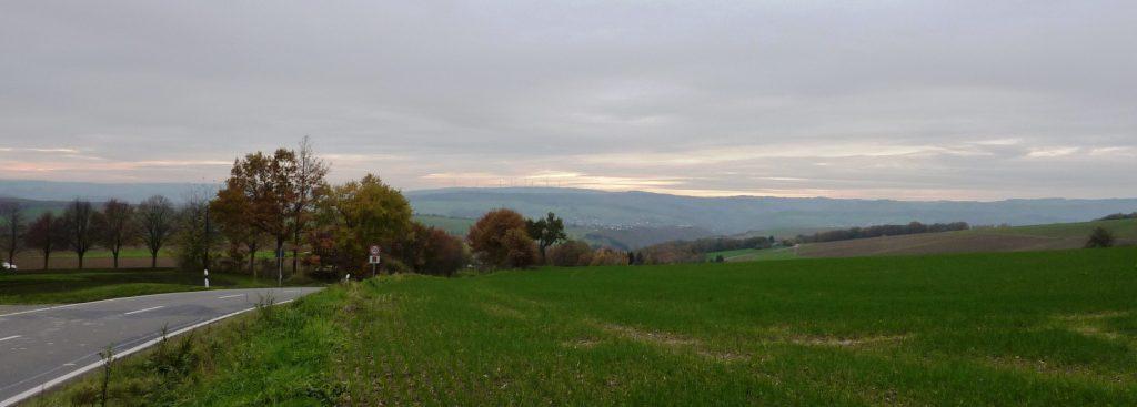 Landschaft im Taununs